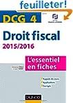 DCG 4 - Droit fiscal - 2015/2016 - 7e...