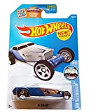 Hot Wheels, 2016 HW Showroom, Hi-Roller [Chrome/Blue] Die-Cast Vehicle #8/10 by Hot Wheels [並行輸入品]