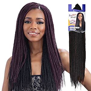 ... Hair Braids Senegalese Twist Small (TP1B/30): Amazon.co.uk: Beauty