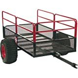 Yukon Tracks Trail Warrior ATV Trailer - 1250-Lb. Capacity, 20 1/2 Cu. Ft., Model# TX158