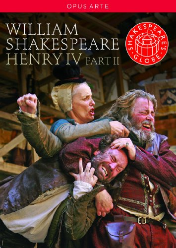 Shakespeare: Henry IV Part 2 (Opus Arte: OA1077D) [DVD] [NTSC]