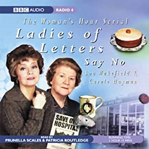 Ladies of Letters Say No Radio/TV Program