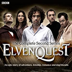 Elvenquest: Complete Series 2 | [Anil Gupta, Richard Pinto]
