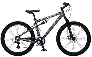 Pacific Outdoor Mountain Hunter 26-Inch Mountain Bike