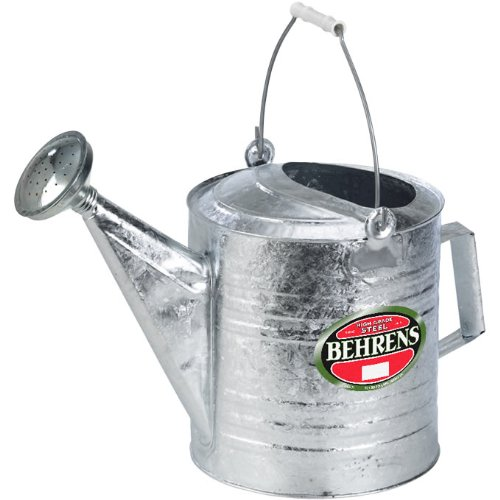 Behrens 210 2-1/2-Gallon Steel Watering Can 0