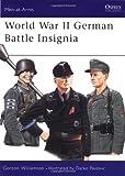 World War II German Battle Insignia (Men-at-Arms) (1841763527) by Williamson, Gordon