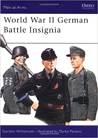 World War II German Battle Insignia (Men-at-Arms)