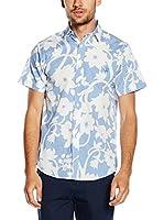 Macson Camisa Hombre (Azul)