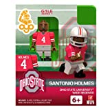 Santonio Holmes NCAA Ohio State University Oyo Series 1 Minifigure