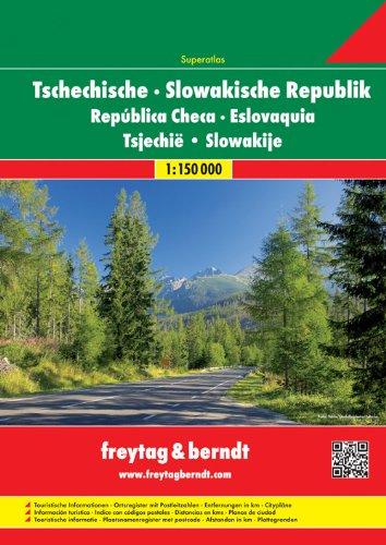Czech and Slovakia Republic Superatlas: FBA241