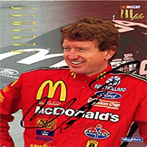 Bill Elliott Autographed Signed 1997 Fleer Pro Life Racing Card by Hollywood Collectibles