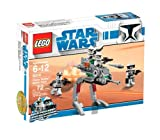51hTE64cRtL. SL160  LEGO Star Wars Clone Walker Battle Pack (8014)