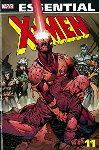 Essential X-Men - Volume 11 by Chris Claremont, Fabian Nicieza, Peter David and Jim Lee