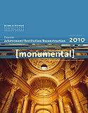 echange, troc Françoise Bercé, Collectif - Monumental, Semestriel 1, 2010 : Achèvement/Restitution/Reconstruction