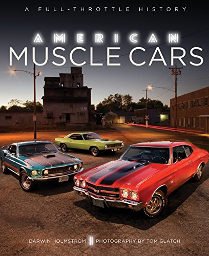 Buy Muscle Cars Now!