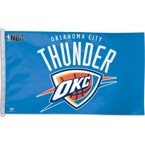 NBA Oklahoma City Thunder 3-by-5 foot Flag