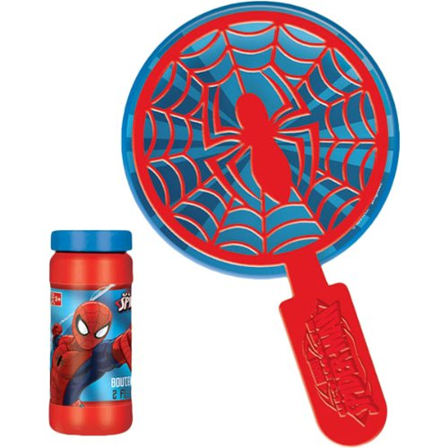 Spider-Man Bubble Wand Set - 1