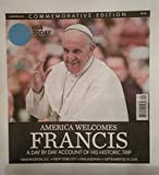img - for America Welcomes Francis, September 22-27, 2015, USA Today Commemorative Edition book / textbook / text book