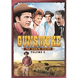 Gunsmoke: The Eighth Season, Vol. 2