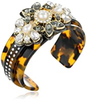 """Carolee LUX """"What A Girl Wants"""" Cuff Bracelet, 2"""" by Carolee LUX"""