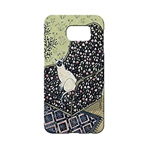 BLUEDIO Designer 3D Printed Back case cover for Samsung Galaxy S6 - G6052