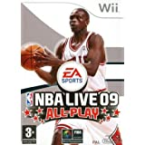 NBA Live 09 All-Play (Wii)by Electronic Arts