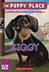 The Puppy Place #21: Ziggy (Puppy Place (Quality) #21) [ THE PUPPY PLACE #21: ZIGGY (PUPPY PLACE (QUALITY) #21) BY Miles, Ellen ( Author ) May-01-2011