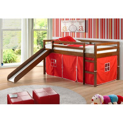 Low Bunk Beds For Kids 6052 front