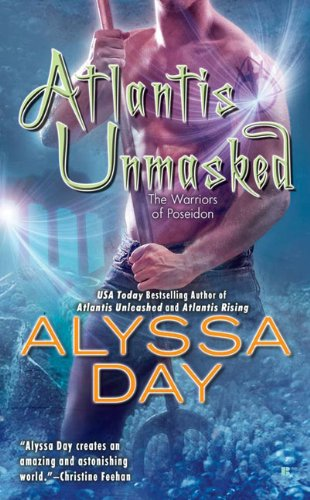 Image of Atlantis Unmasked (Warriors of Poseidon, Book 4)