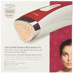 Silk'n SN-001 FaceFx Anti-Aging LED Handheld Facial Device