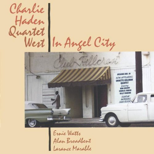 Quartet West: In Angel City - Live by Charlie Haden