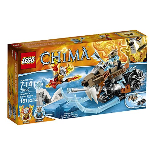 LEGO Chima Strainor's Saber Cycle (70220) - 1
