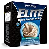 Dymatize Nutrition Elite Whey Protein Powder, Chocolate Mint, 10 Pound