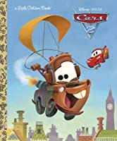 Cars 2 Little Golden Book (Disney/Pixar Cars 2) from Golden/Disney