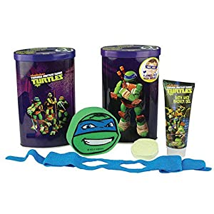 Teenage Mutant Ninja Turtles Gift Tin