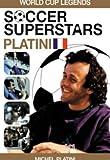 echange, troc Soccer Superstars: World Cup Heroes - Michel Platini