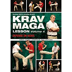 Krav Maga Lesson Vol. 4 - Defense on Kicks