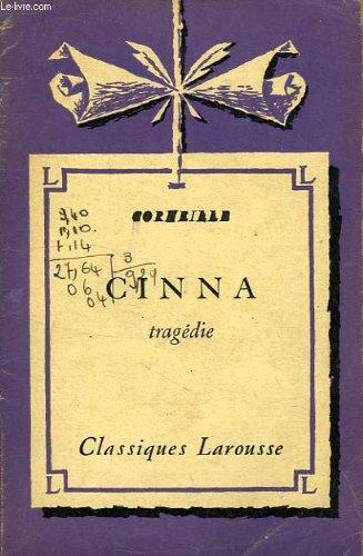 Cinna (tragedie), Corneille