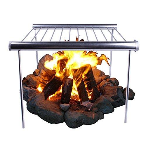 GULAKI Cooking Grid,Portable Kitchen BBQ Barbecue