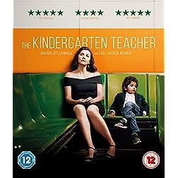 The Kindergarten Teacher 2019 [Blu-ray]