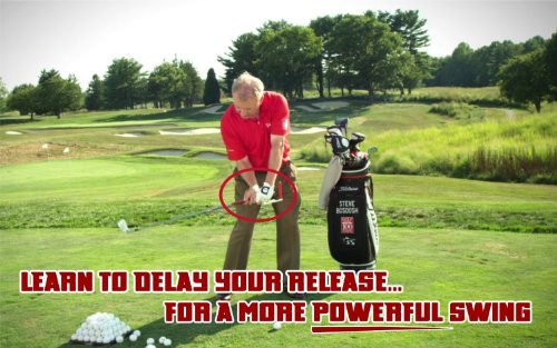 how to fix a slice for a left handed golfer