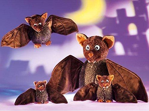 Dragomir Vampire Bat Soft Toy 11Cm
