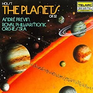 Gustav Holst: The Planets, Op 32: Amazon.co.uk: Music
