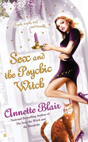 Image of Sex and the Psychic Witch (The Triplet Witch Trilogy, Book 1)