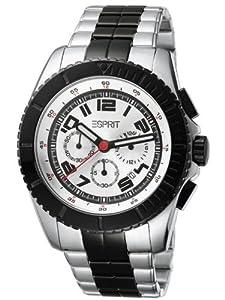 Esprit ES101891003 - Reloj para niños de cuarzo, correa de acero inoxidable color varios colores