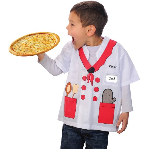 Aeromax Unisex-baby My First Career Gear - Chef Costume