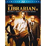 The Librarian II: Return to King Solomon's Mines ( The Librarian: Return to King Solomon's Mines ) ( The Librarian 2: Return to King Solomon's Mines ) (Steelbook Edition) [ Blu-Ray, Reg.A/B/C Import - Netherlands ]