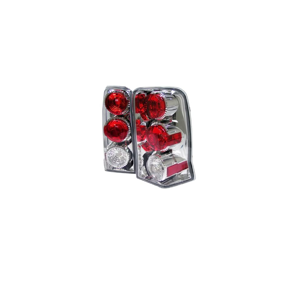 Spyder Auto Cadillac Escalade SUV Chrome Altezza Tail Light