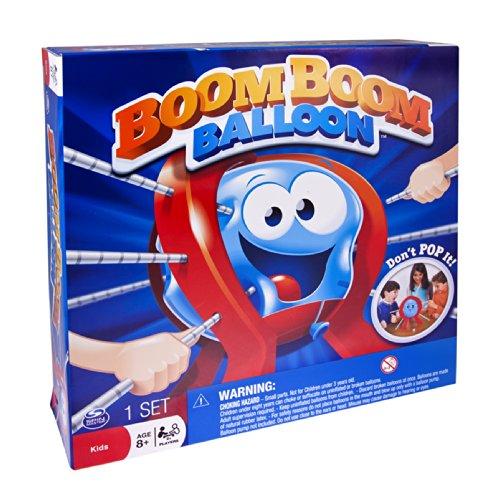 Spin Master Games - Boom Boom Balloon Board Game JungleDealsBlog.com