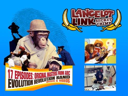 Amazon.com: Lancelot Link: Secret Chimp: Season 1, Episode